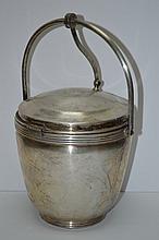 Vintage Sheffield Ice Bucket