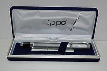 Zippo Advertising Pen w/ case