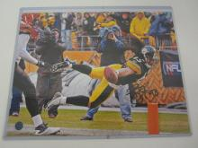 Troy Polamalu Pittsburgh Steelers signed autographed 11x14 Photo Certified Coa