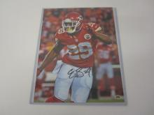 Eric Berry Kansas City Chiefs signed autographed 11x14 Photo Certified Coa