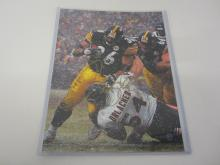 Jerome Bettis Pittsburgh Steelers signed autographed 11x14 Photo Certified Coa