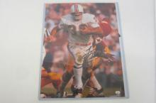 Larry Csonka Miami Dolphins signed autographed 11x14 Photo Certified Coa