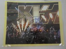 Gene Simmons Ace Frechley Paul Stanley Peter Cress
