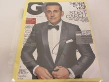 Steve Carell Actor signed autographed GQ Magazine 8x10 Photo Certified Coa
