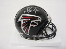 Matt Ryan Atlanta Falcons signed autographed mini football helmet Certified COA