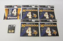 Brett Favre Minnesota Vikings Player 4