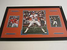 John Elway Signed Display