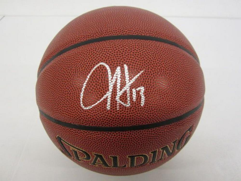 wholesale dealer 9d924 f4008 JAMES HARDEN Houston Rockets Signed Autographed Basketball ...