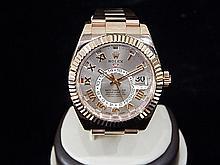 Mens Rolex watch,Sky Dweller