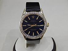 Mens Rolex watch, 2-tone