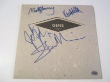 Gene Hand Signed Autographed Picture Sleeve COA