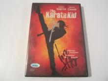 "Jaden Smith/Jackie Chan ""The Karate Kid"" Hand Signed Autographed DVD Cover COA"