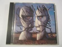 Pink Floyd The Division Cell CD Booklet Authenticated Inc COA