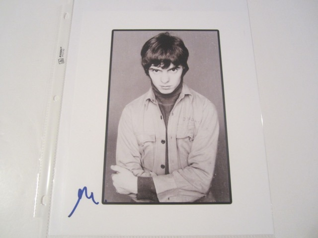 Ian Matthews Hand Signed Autographed Promo 8x10 Photo COA