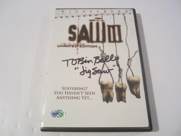 "Tobin Bell ""Jigsaw"
