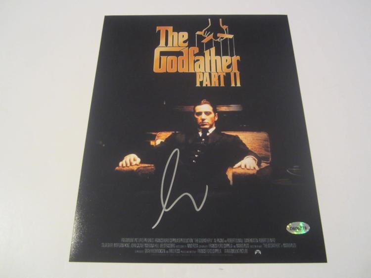 Al Pacino GodFather Part II Hand Signed Autographed 8x10 Photo COA