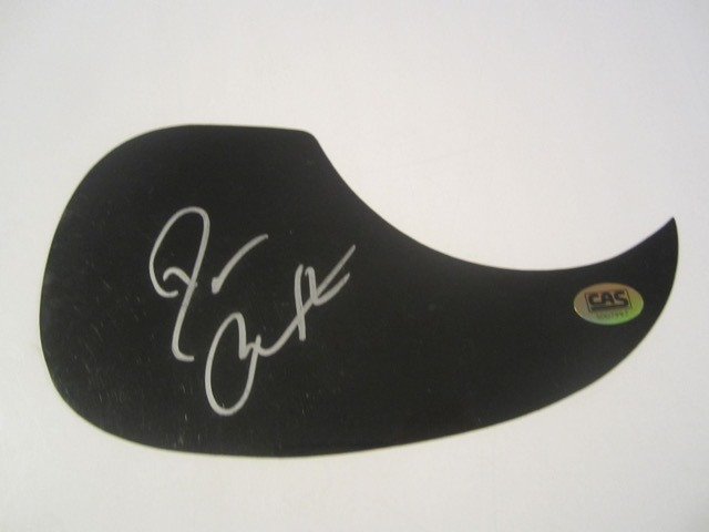 Darius Rucker Hand Signed Autographed Pick Guard COA
