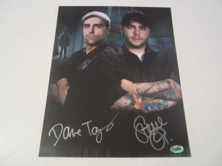 "Dave Tango/Steve Gonsalves ""Ghost Hunters"