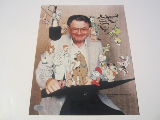 John Messick Hand Signed Autographed 8x10 Photo COA