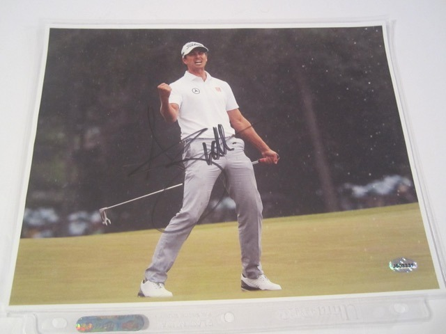 Adam Scott Hand Signed Autographed 8x10 Photo COA