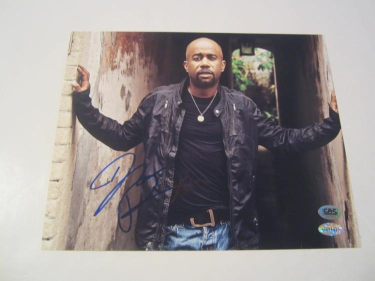 Darius Rucker Hand Signed Autographed 8x10 Photo COA