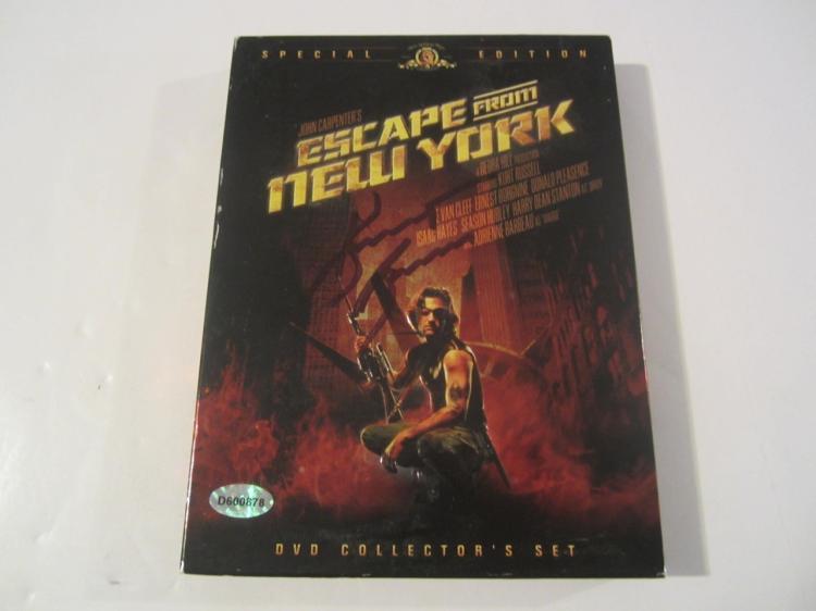 "Kurt Russell ""Escape from New York"