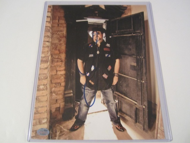 Colt Ford Hand Signed Autographed 8x10 Photo COA