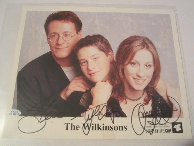 The Wilkinsons Hand Signed Autographed Promo 8x10 Photo COA