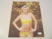 Alexis Ford Hand Signed Autographed 8x10 Photo COA