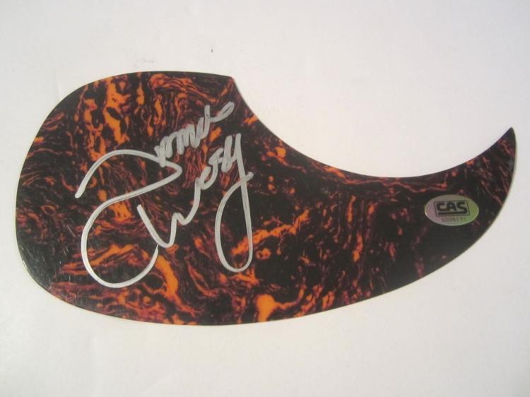 Austin Webb Hand Signed Autographed Pick Guard COA