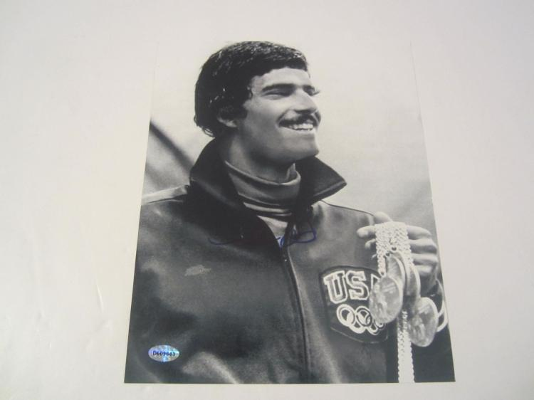 Mark Spitz Hand Signed Autographed 8x10 Photo COA