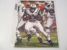 Shonn Greene New York Jets Hand Signed autographed 8x10 AI COA