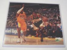 Kevin Durant Seattle Supersoics Hand Signed autographed 8x10 AI COA
