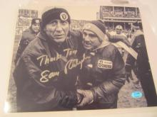 Sam Rutigliano Cleveland Browns Various Teams Hand Signed autographed 8x10 SGC COA