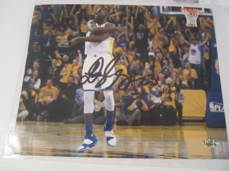 Draymond Green Golden State Warriors Hand Signed autographed 8x10 AI COA