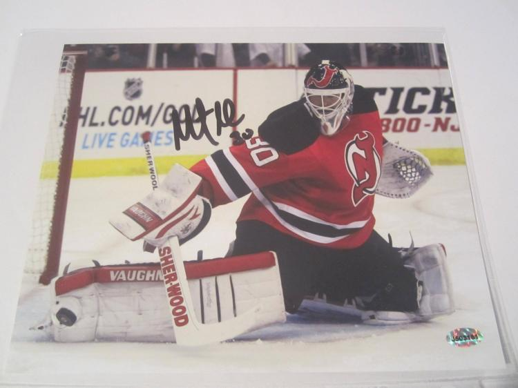 Martin Brodeur New Jersey Devils Hand Signed autographed 8x10 AI COA