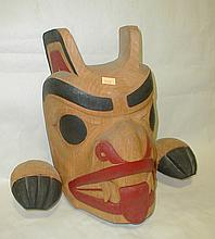 Salish coastal wood