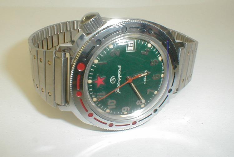 Russian Wrist 49