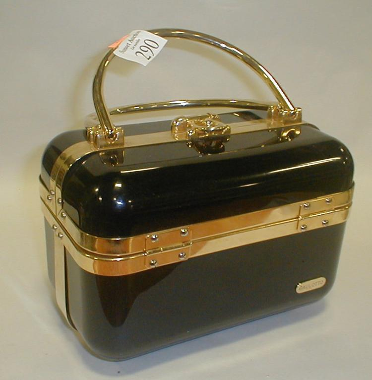 BAULOTTO Italian box purse. Ordinary wear from use.