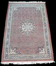 Hand tied carpet 8'8