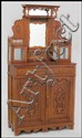 19TH CENTURY INDIAN CABINET.