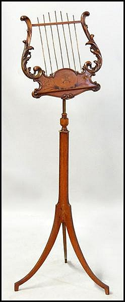 19TH CENTURY ENGLISH MUSIC STAND.