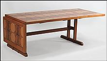 MAPLE DINING TABLE.