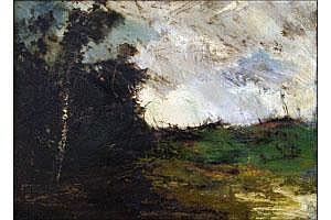 UBALDO MAGNAVACCA (1885-?) THE ITALIAN COUNTRY