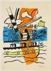 Fernand Leger (French, 1881-1955) Marins., Fernand Leger, $150