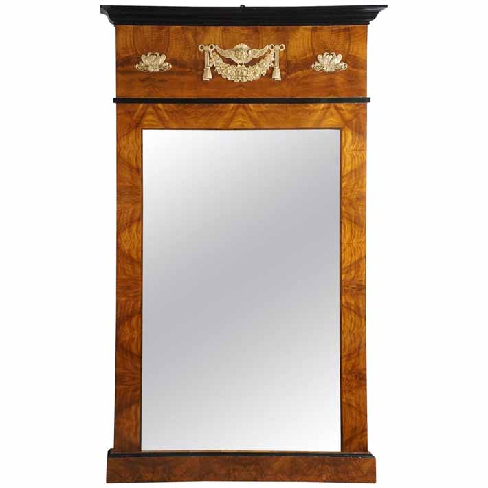 Baltic Walnut Mirror
