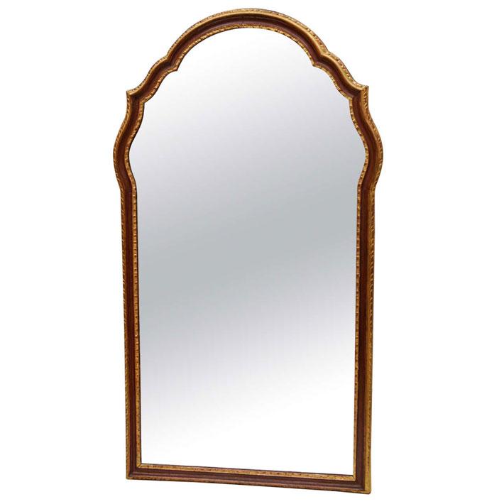 Queen Anne-Style Mirror