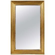 American Empire Gilt-Wood Mirror