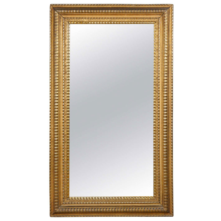 American Gilt-Wood Mirror