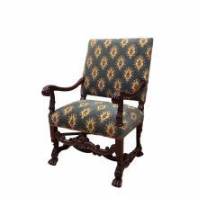 Italian Baroque Style Armchair